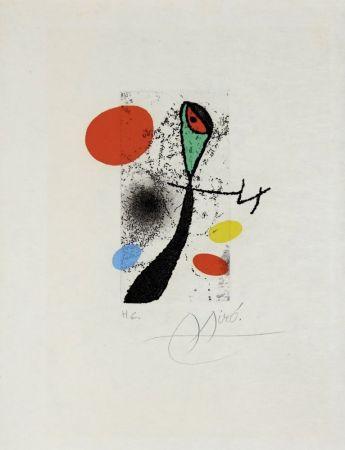 Stich Miró - Composition