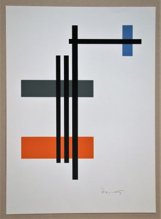 Siebdruck D'ébneth - Composition