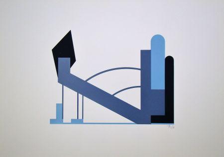 Siebdruck Maatsch - Composition