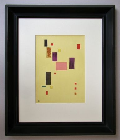 Lithographie Kandinsky - Composition - 1931