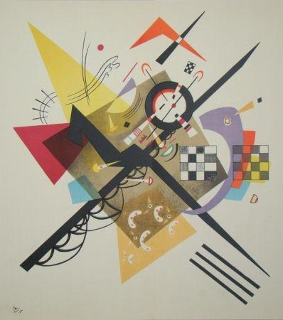Lithographie Kandinsky - Composition, 1922