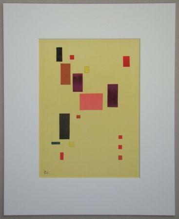 Lithographie Kandinsky - Composition, 1931