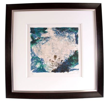 Lithographie Zao - Composition 319