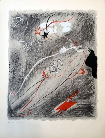 Lithographie Masson - Composition A