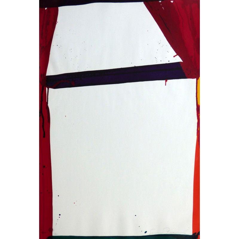 Lithographie Francis - Composition abstraite, ca