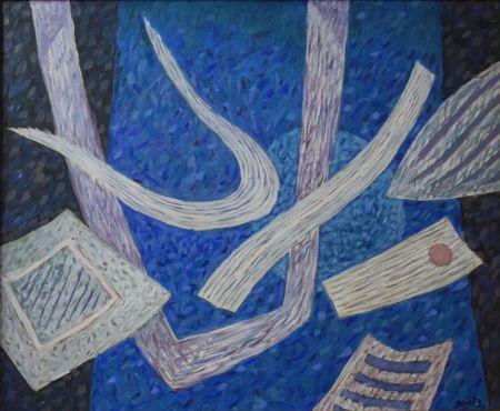 Keine Technische Goetz - Composition en bleu