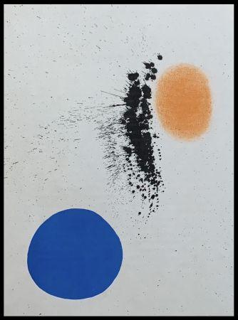 Lithographie Miró (After) - Composition I