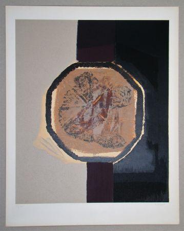Siebdruck Piaubert - Composition I. - 1964