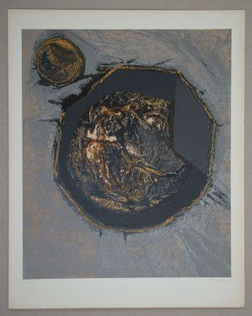 Siebdruck Piaubert - Composition II. - 1964