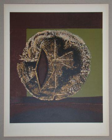 Siebdruck Piaubert - Composition III. - 1964
