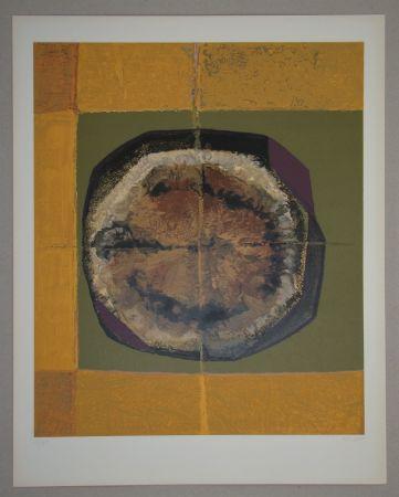 Siebdruck Piaubert - Composition IV. - 1964