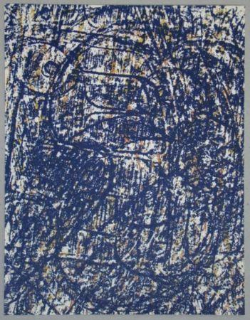 Lithographie Ernst - Composition Pour Xxe Siècle, 1962