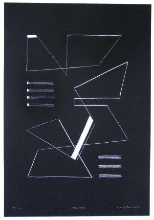 Siebdruck Badiali - Composizione (tavola 10)