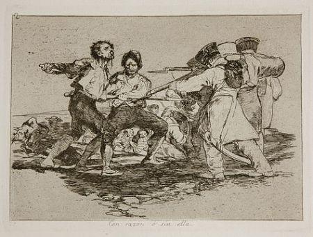 Stich Goya - Con razón o sin ella