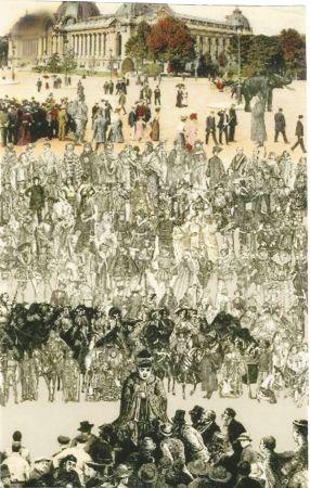 Siebdruck Blake - Confucius (Paris)