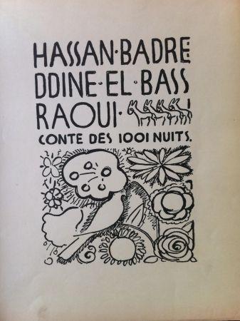 Illustriertes Buch Van Dongen - Conte des 1001 nuits