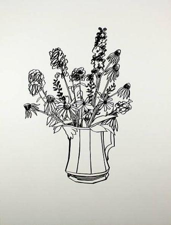 Siebdruck Wesselmann - Country Bouquet for Tammy
