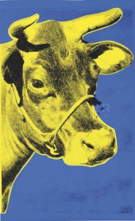 Siebdruck Warhol - Cow (Fs Ii.12)