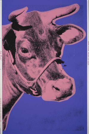 Siebdruck Warhol - Cow (FS II.12A)