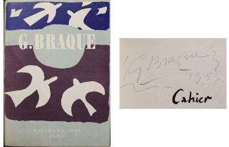 Keine Technische Braque - Dédicace / dessin pour Cahier de Georges Braque 1917-1947