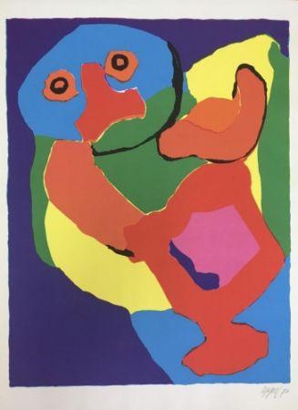 Lithographie Appel - Dancing Man