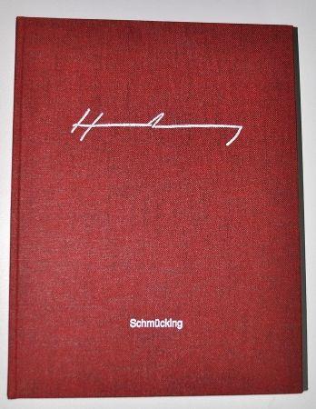 Illustriertes Buch Hartung - Das grafische Werk