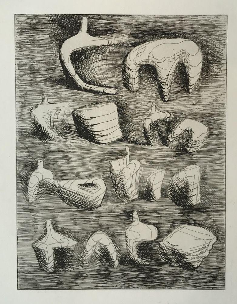 Stich Moore - Deconstructed Figures