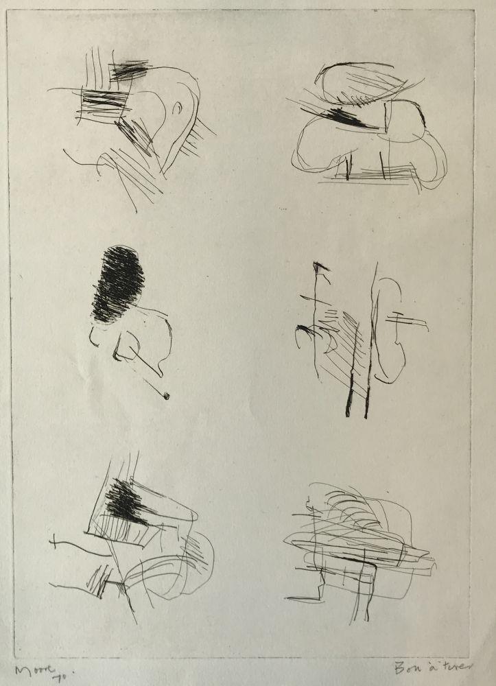 Stich Moore - Deconstructed Figures II