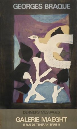 Plakat Braque - Derniers Messages