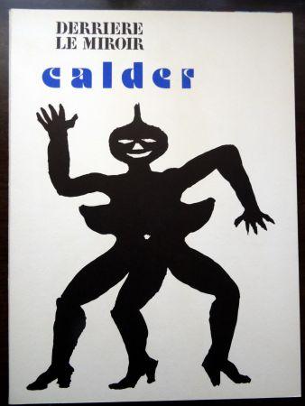 Illustriertes Buch Calder - DERRIÈRE LE MIROIR N°212 ''CRAGS ET CRITTERS''