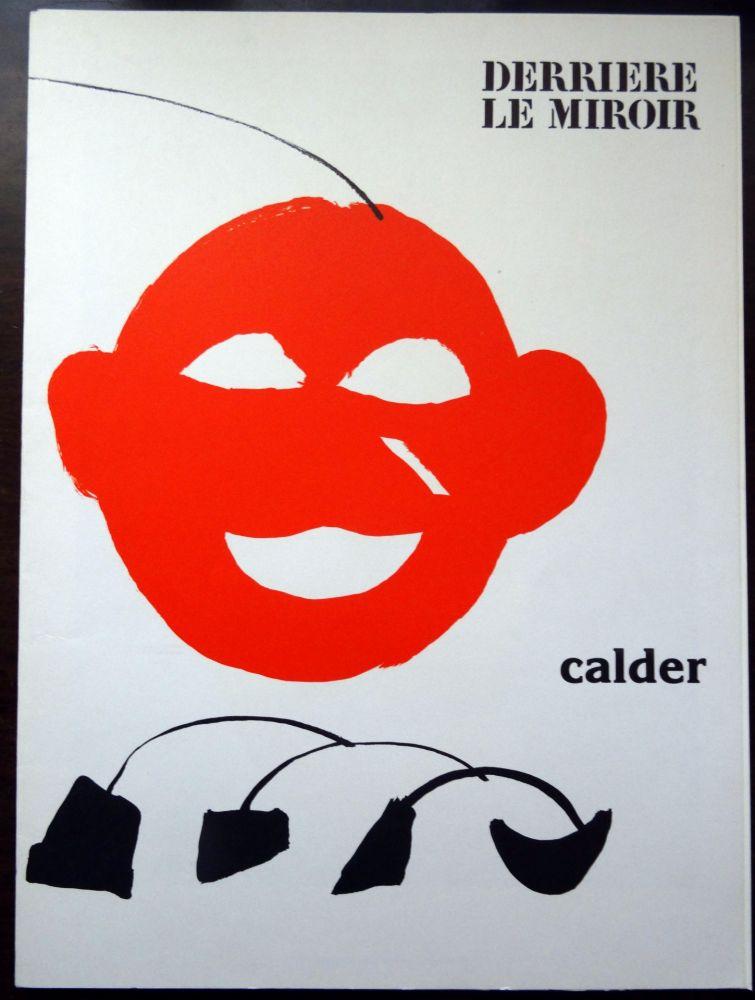 Illustriertes Buch Calder - DERRIÈRE LE MIROIR N°221
