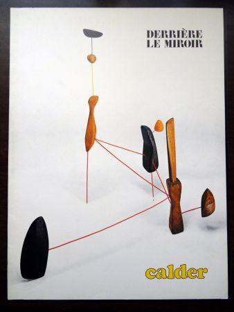Illustriertes Buch Calder - DERRIÈRE LE MIROIR N°248
