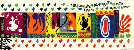 Illustriertes Buch Matisse - DERRIÈRE LE MIROIR N°36-37-38