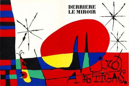 Lithographie Miró - Derrière Le Miroir N°87-88-89. Miro Artigas. Juin-Juillet-Août 1956.