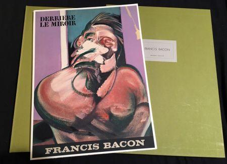 Illustriertes Buch Bacon - DERRIÈRE LE MIROIR N° 162 (1966). TIRAGE DE LUXE SUR RIVES.
