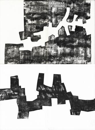 Illustriertes Buch Chillida - DERRIÈRE LE MIROIR N° 174. CHILLIDA. Novembre 1968.