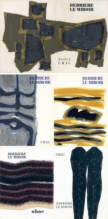 Illustriertes Buch Ubac - DERRIÈRE LE MIROIR. UBAC. Collection complète des 9 volumes de la revue consacrés à Raoul Ubac (de 1950 à 1982).