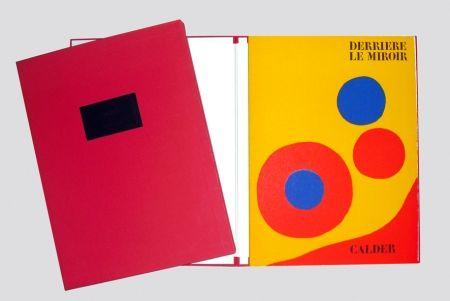 Illustriertes Buch Calder - Derrière le miroir 201