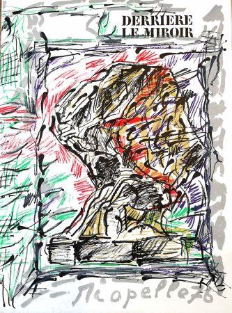 Illustriertes Buch Riopelle - Derrière le Miroir n.218