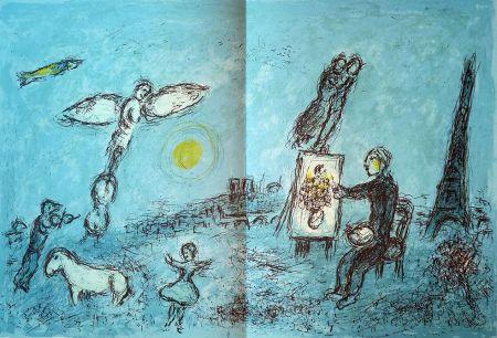 Illustriertes Buch Chagall - Derrière le Miroir n.°246 mai 1981