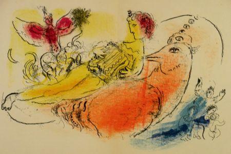 Illustriertes Buch Chagall - Derrière le Miroir n.99/100