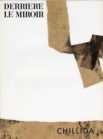 Illustriertes Buch Chillida - Derrière le Miroir n° 124. CHILLIDA. 1961