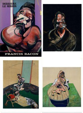 Illustriertes Buch Bacon - Derrière le Miroir N° 162 Novembre 1966