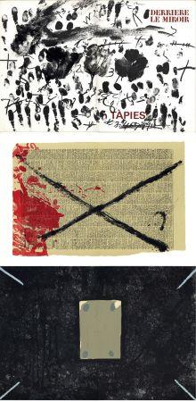 Illustriertes Buch Tàpies - Derrière le Miroir n° 175 . TÀPIES: