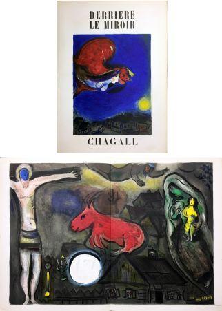 Illustriertes Buch Chagall - Derrière Le Miroir n° 27-28. CHAGALL. Mars-Avril 1950