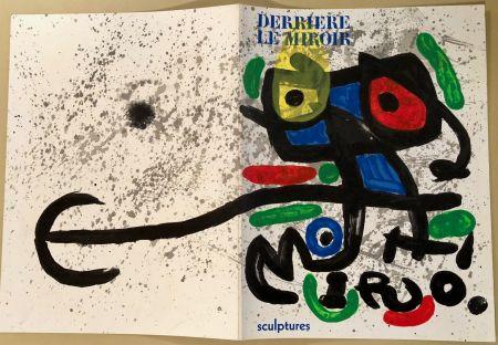 Illustriertes Buch Miró - Derrière Le Miroir  N° 86 Juin 1970- Maeght Editeur