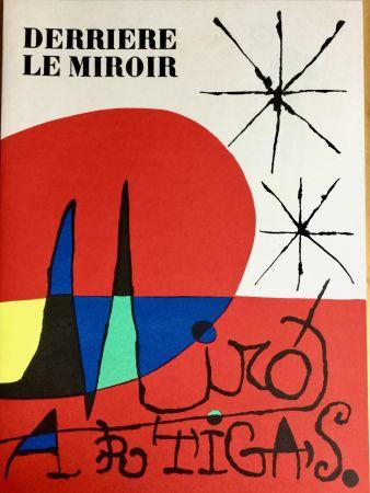 Illustriertes Buch Miró - Derrière Le Miroir  N° 87-88-89 - Maeght Editeur