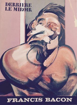 Lithographie Bacon - Derriere Le Miroir-Francis Bacon