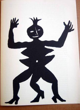 Lithographie Calder - Derriere Le Miroir 212