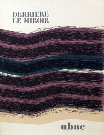 Illustriertes Buch Ubac - Derriere Le Miroir N.196
